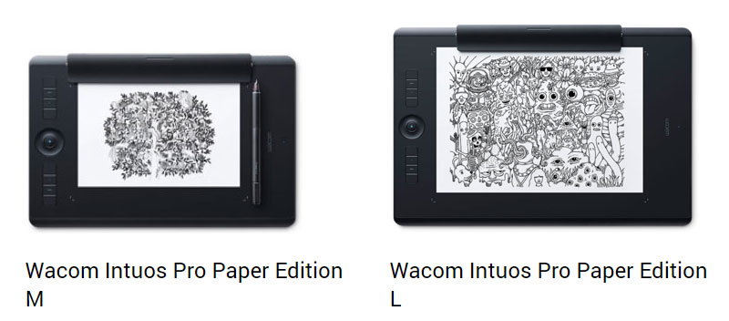 قلم نوری اینتوس پیپر ادیشن وکام